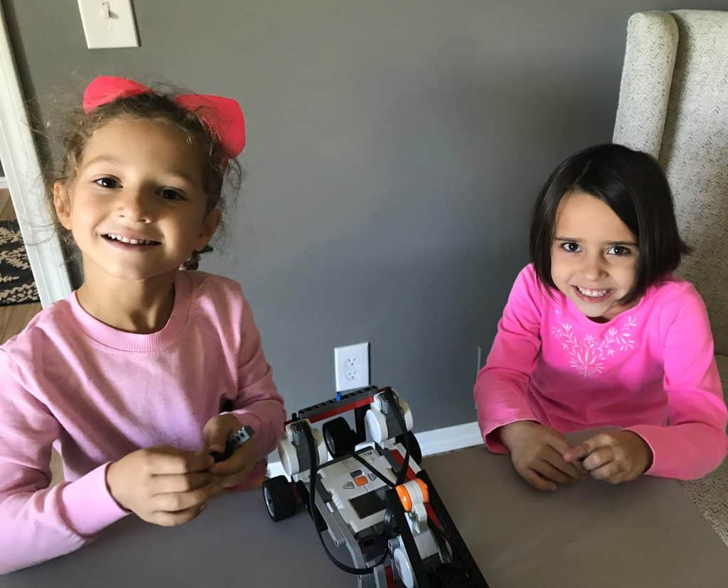 Jr. Online LEGO Robot Camp 7/20-7/24, Ages 7-9, 1pm to 5 pm EDT