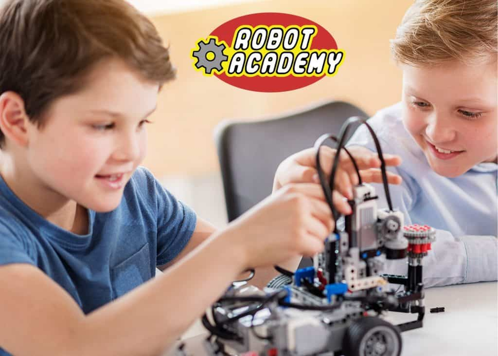 Sr. Online LEGO Robot Camp 7/20-7/24, Ages 10-12, 1pm to 5 pm EDT