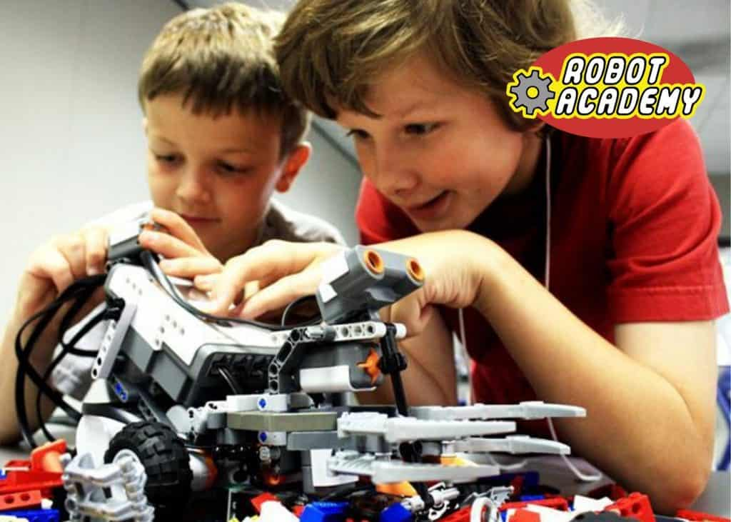 Sr. LEGO Robot Online Class for Advanced Students, 10/5-11/2, 4-6pm EDT (1 pm-3 pm PDT) | Ages 10-16