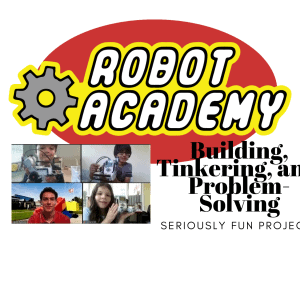 GIFT CERTIFICATE for Enrollment in any LEGO Robot STEM Camp