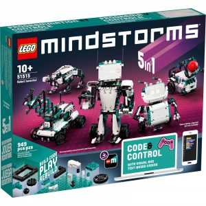 6 Private Lessons + LEGO MINDSTORMS Robot Inventor Set