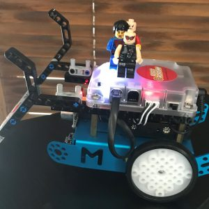 Jr Arduino LEGO Robot STEM Camp June 14 to 18, 2021 (11 am to 1 pm EST) Add Arduino LEGO Robot at checkout if needed (Age groups: 7 to 9)